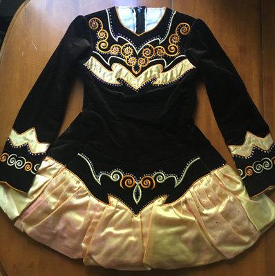 Dress #733A