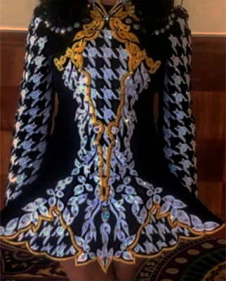 Dress #706B
