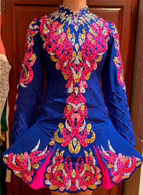Dress #721A