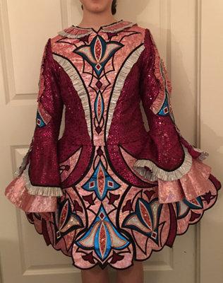 Dress #547C