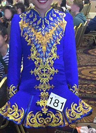 Dress #640A