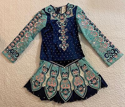 Dress #547A