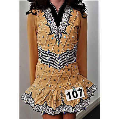 Dress #536C
