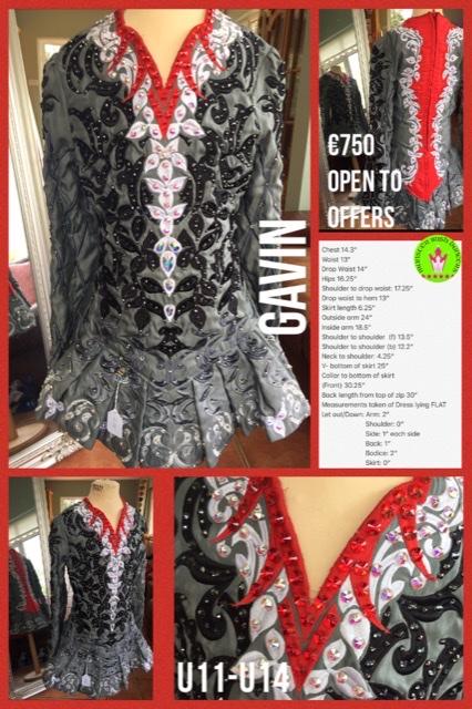 Dress #522A