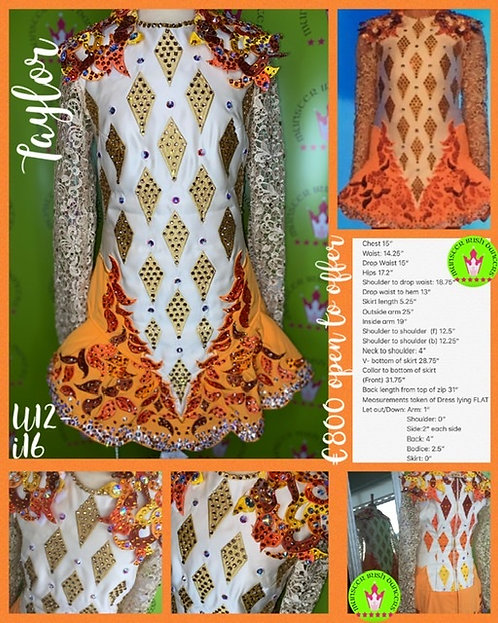 Dress #604C