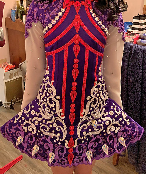 Dress #528A