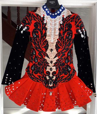 Dress #536B