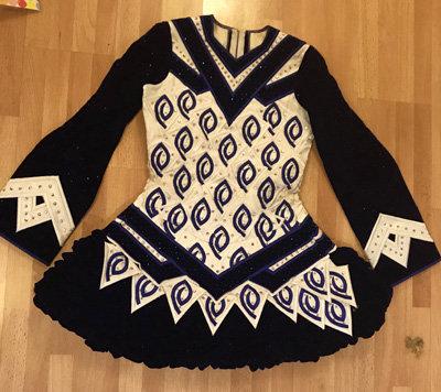 Dress #715B