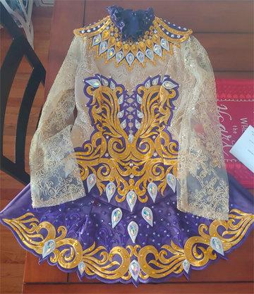 Dress #740B