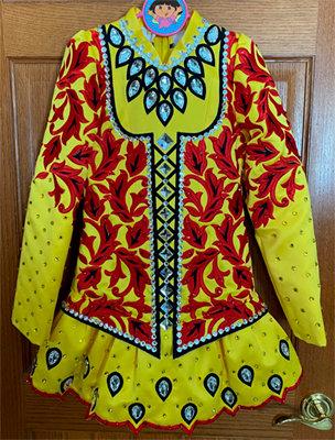 Dress #509A