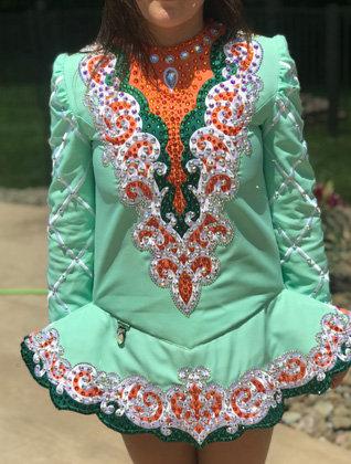 Dress #535A