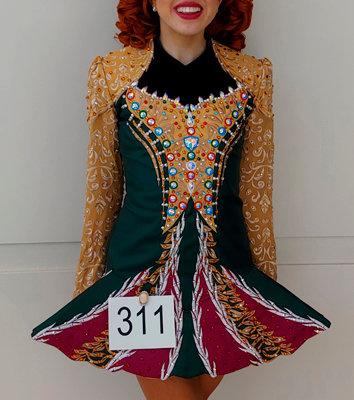Dress #746B