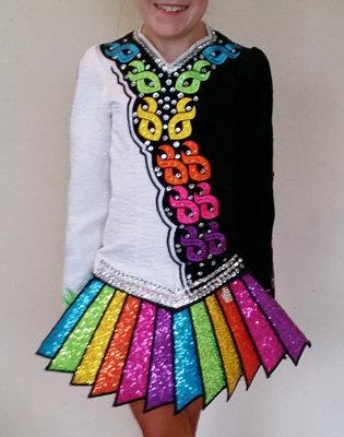 Dress #305B