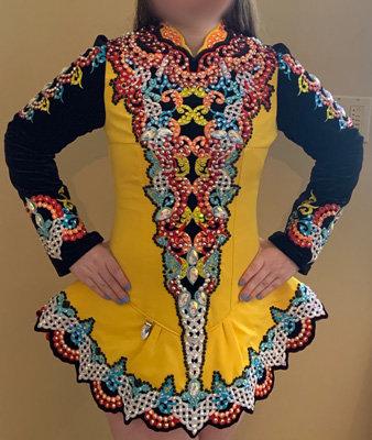 Dress #612C