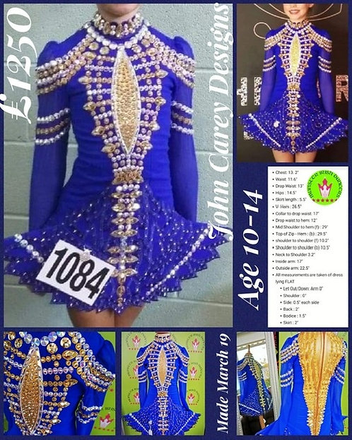 Dress #542A