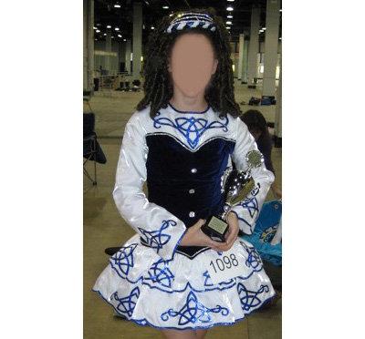 Dress #649A