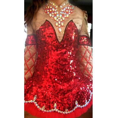 Dress #735B