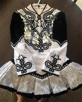 Dress #728B