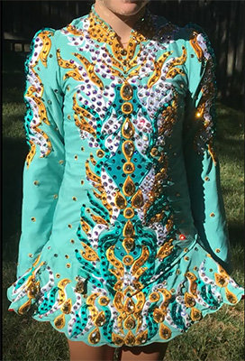 Dress #410B