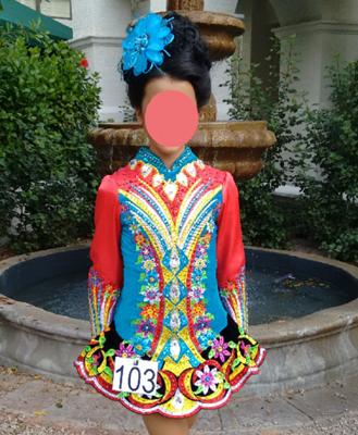 Dress #540B