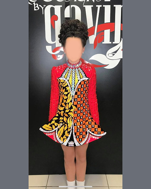 Dress #550C