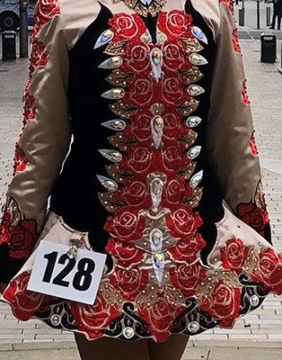 Dress #750B