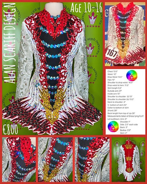 Dress #507A
