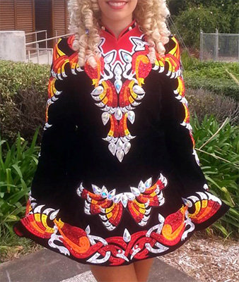 Dress #521A