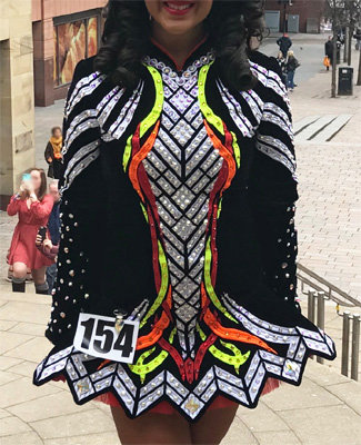Dress #754B