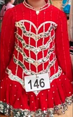 Dress #502A
