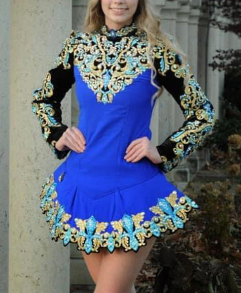 Dress #702B