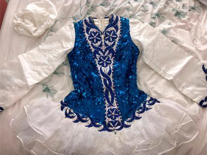 Dress #638A