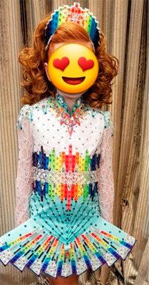 Dress #302A
