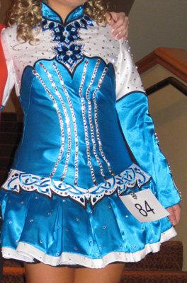 Dress #739B