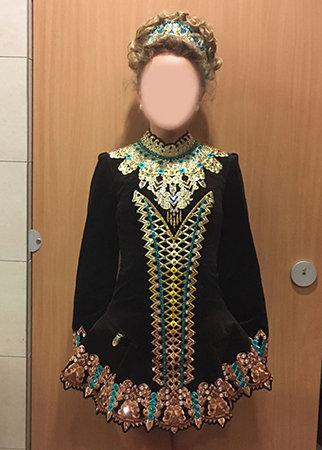 Dress #619A