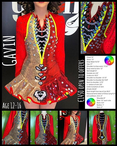 Dress #624A