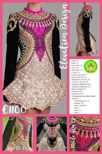 Dress #543C