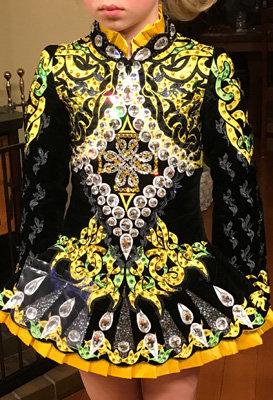 Dress #455A