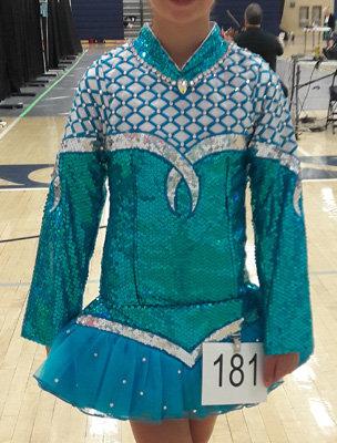 Dress #427B