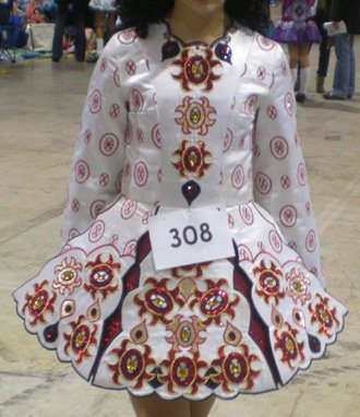 Dress #443B
