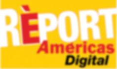 'Report Americas Digital' logo.