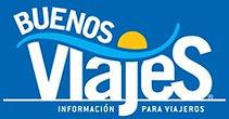 'Buenos Viajes News' logo.