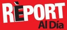 'Report Al Dia' logo.
