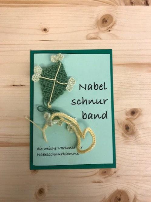 Nabelschnurband Drache mit Karte