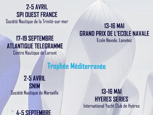 Coupe de France 2021 et programme d'entraînements