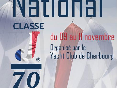 National J/70 à Cherbourg