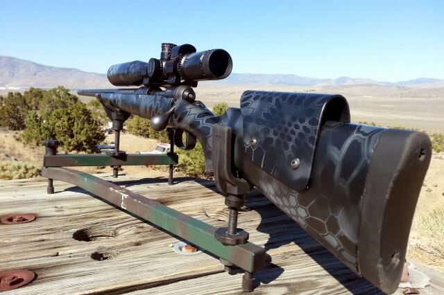 Kryptek gun wrap - vinyl gun skins camo