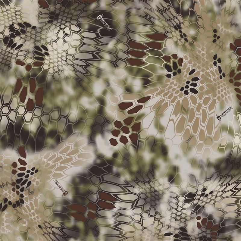 Kryptek camo vinyl - Highlander pattern