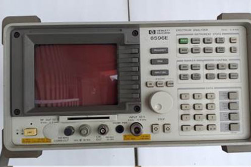 HP 8596E Spectrum Analyzer