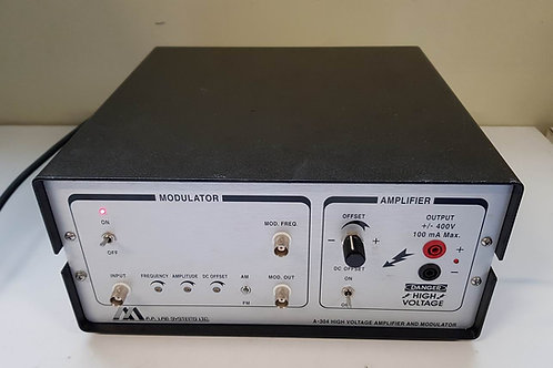 AA LAB A-304 High Voltage Amplifier Piezo Driver and Modulator